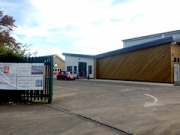 """St Anthony's School Sports Hall by Directline Structures • <a style=""""font-size:0.8em;"""" href=""""http://www.flickr.com/photos/69772070@N03/23244946165/"""" target=""""_blank"""">View on Flickr</a>"""
