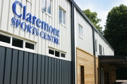 "Claremonet Senior School Sports Hall by Directline Structures • <a style=""font-size:0.8em;"" href=""http://www.flickr.com/photos/69772070@N03/14619412052/"" target=""_blank"">View on Flickr</a>"