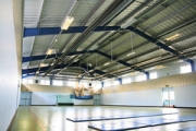 "Marlborough House School Sports Hall by Directline Structures • <a style=""font-size:0.8em;"" href=""http://www.flickr.com/photos/69772070@N03/7374302210/"" target=""_blank"">View on Flickr</a>"