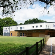 "Claremonet Senior School Sports Hall by Directline Structures • <a style=""font-size:0.8em;"" href=""http://www.flickr.com/photos/69772070@N03/14433277710/"" target=""_blank"">View on Flickr</a>"