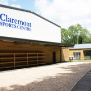 "Claremonet Senior School Sports Hall by Directline Structures • <a style=""font-size:0.8em;"" href=""http://www.flickr.com/photos/69772070@N03/14596917846/"" target=""_blank"">View on Flickr</a>"