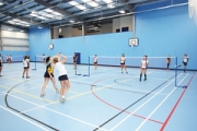 """Claremonet Senior School Sports Hall by Directline Structures • <a style=""""font-size:0.8em;"""" href=""""http://www.flickr.com/photos/69772070@N03/14433342889/"""" target=""""_blank"""">View on Flickr</a>"""