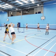 "Claremonet Senior School Sports Hall by Directline Structures • <a style=""font-size:0.8em;"" href=""http://www.flickr.com/photos/69772070@N03/14433342889/"" target=""_blank"">View on Flickr</a>"