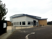 """St Anthony's School Sports Hall by Directline Structures • <a style=""""font-size:0.8em;"""" href=""""http://www.flickr.com/photos/69772070@N03/22616504544/"""" target=""""_blank"""">View on Flickr</a>"""