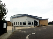 "St Anthony's School Sports Hall by Directline Structures • <a style=""font-size:0.8em;"" href=""http://www.flickr.com/photos/69772070@N03/22616504544/"" target=""_blank"">View on Flickr</a>"