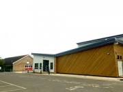"""St Anthony's School Sports Hall by Directline Structures • <a style=""""font-size:0.8em;"""" href=""""http://www.flickr.com/photos/69772070@N03/22616503904/"""" target=""""_blank"""">View on Flickr</a>"""