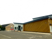 "St Anthony's School Sports Hall by Directline Structures • <a style=""font-size:0.8em;"" href=""http://www.flickr.com/photos/69772070@N03/22616503904/"" target=""_blank"">View on Flickr</a>"