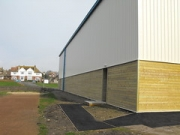 "Seaford Head Sports Hall by Directline Structures • <a style=""font-size:0.8em;"" href=""http://www.flickr.com/photos/69772070@N03/47964254272/"" target=""_blank"">View on Flickr</a>"
