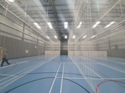 """Ockendon Academy Sports Hall by Directline Structures Ltd • <a style=""""font-size:0.8em;"""" href=""""http://www.flickr.com/photos/69772070@N03/48255677161/"""" target=""""_blank"""">View on Flickr</a>"""