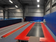 "William Parker Gymnastics Centre by Directline Structures • <a style=""font-size:0.8em;"" href=""http://www.flickr.com/photos/69772070@N03/6417682535/"" target=""_blank"">View on Flickr</a>"