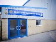 """William Parker Sports and Gymnastics Centre by Directline Structures • <a style=""""font-size:0.8em;"""" href=""""http://www.flickr.com/photos/69772070@N03/7374362852/"""" target=""""_blank"""">View on Flickr</a>"""