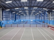 "William Parker Sports and Gymnastics Centre by Directline Structures • <a style=""font-size:0.8em;"" href=""http://www.flickr.com/photos/69772070@N03/7374378378/"" target=""_blank"">View on Flickr</a>"