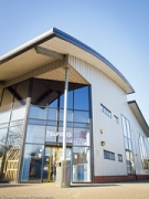 """Kent College Training Centre by Directline Structures • <a style=""""font-size:0.8em;"""" href=""""http://www.flickr.com/photos/69772070@N03/7166050953/"""" target=""""_blank"""">View on Flickr</a>"""