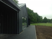"""Langton Green Sports Pavilion by Directline Structures • <a style=""""font-size:0.8em;"""" href=""""http://www.flickr.com/photos/69772070@N03/27653931926/"""" target=""""_blank"""">View on Flickr</a>"""