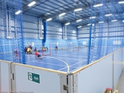 """William Parker Sports and Gymnastics Centre by Directline Structures • <a style=""""font-size:0.8em;"""" href=""""http://www.flickr.com/photos/69772070@N03/7189132109/"""" target=""""_blank"""">View on Flickr</a>"""
